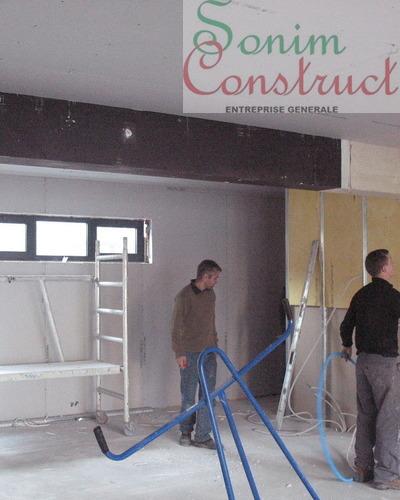 Sonim Construct - Réalisations